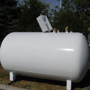 Резервоари за пропан-бутан