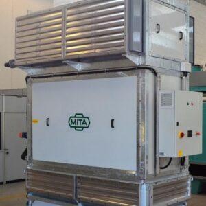 HBR серия хибриден охладител от 80 kW до 1.7MW