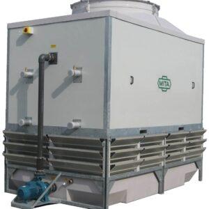 Изпарителен кондензатор серия MCE от 80 kW до 1,7 MW